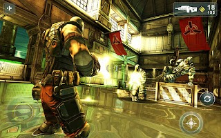 Screenshot of SHADOWGUN THD