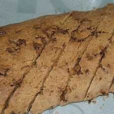 Chocolate & Chai Biscotti