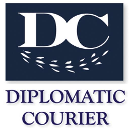 Diplomatic Courier LOGO-APP點子
