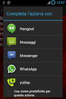 Screenshot of Dediche e SMS Pronti 2.0