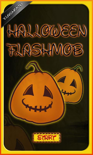 FlashMob ~ ハロウィンの悪ふざけ ~