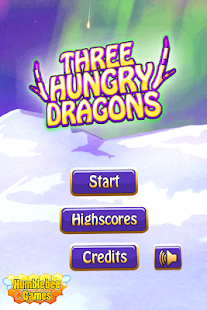 Three Hungry Dragons - screenshot