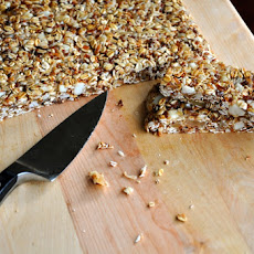 Pineapple Macadamia Nut Granola Bars