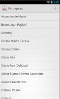 Screenshot of ¿Dónde hay Misa CUU?