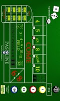 Screenshot of Craps (Free)