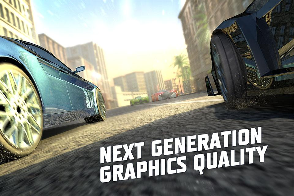 Racing 3D: Asphalt Real Tracks Screenshot 4