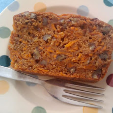"Rachel Allen's ""Bake"" Sweet Potato and Pecan Bread"