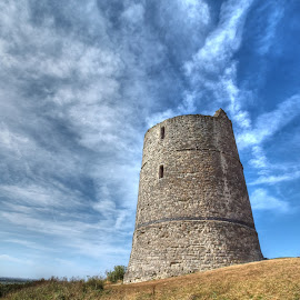 Hadleigh Castle by Martin Hughes - Buildings & Architecture Decaying & Abandoned