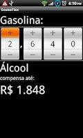 Screenshot of EconoFlex