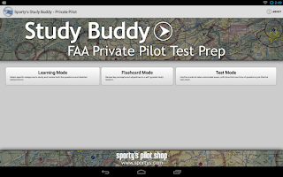 Screenshot of Study Buddy (Private Pilot)