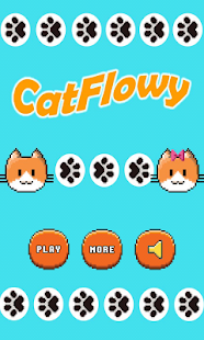 Cat Flowy - screenshot