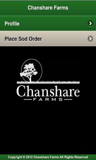 Chanshare Order App