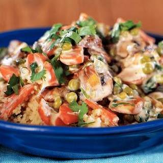 Cream Of Mushroom Couscous Recipes