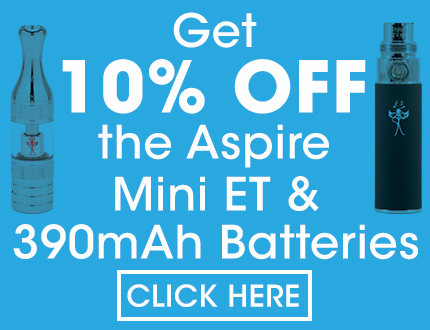 aspire mini et discount offer