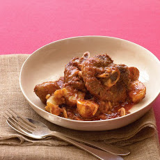 Lamb Shanks and Potatoes