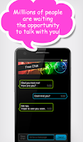 Screenshot of Free Chat v1.2