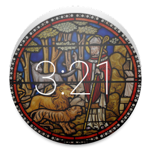Austromoine Face: Watch Face - screenshot