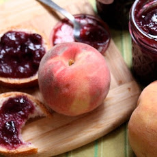 Blueberry Peach Jam