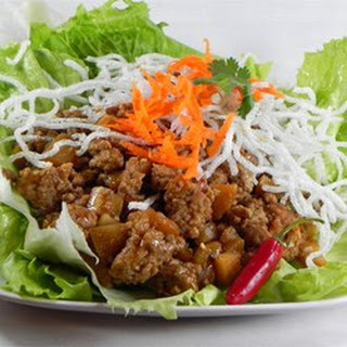 Asian Lettuce Wraps Recipes