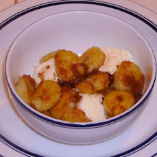 Cheater's Bananas Foster