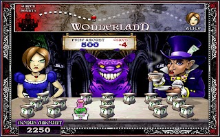 Screenshot of Alice - HD Slot Machine
