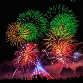 by Andrea Conti - News & Events Entertainment ( fuochi d'artificio, fireworks )