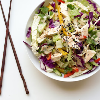Peanut Sesame Salad Dressing Recipes