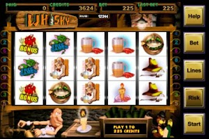 Screenshot of Lucky Drink Slots
