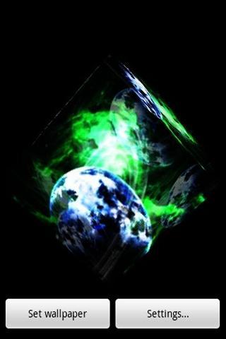 3D地球001