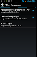 Screenshot of Penyadap SMS