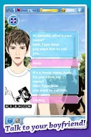 Screenshot of Boyfriend Maker