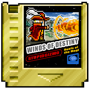 Cover art Winds of Destiny - DOTM