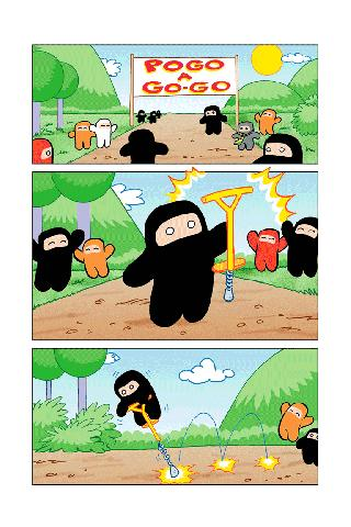 Ninjatown: Adventures of Wee..
