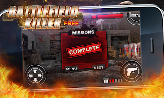 Screenshot of Battlefield Killer Free