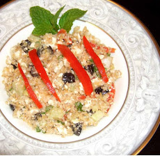 North African Bulgar Salad