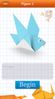 Screenshot of How to Make Origami - Animated