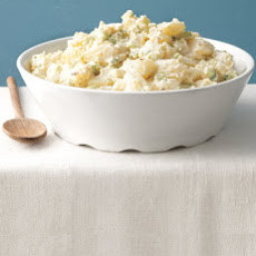 Anchovy Potato Salad