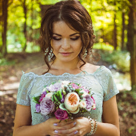 Lookdown by Vitaly Petrishin - Wedding Other ( sony, ivano-frankivsk, wedding, a57, flowers )