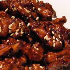 Teriyaki Walnuts