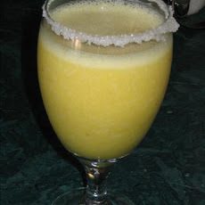 Refreshing Banana Daiquiri