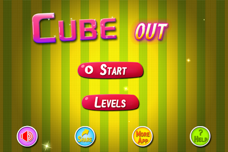 Cube Out - screenshot