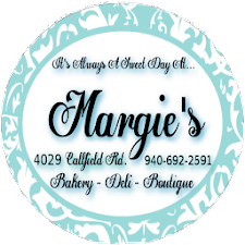 Margie's Punch Card