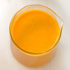 Light Carrot-Ginger Dressing