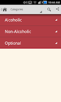 Screenshot of 16,250+ Drink Recipes FREE