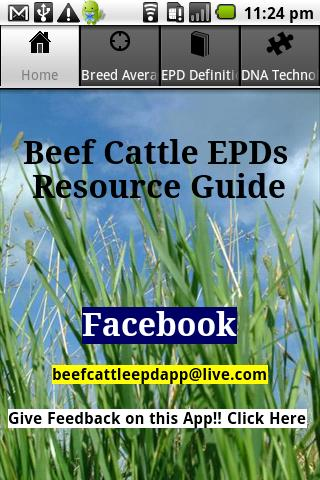 Beef Cattle EPDs