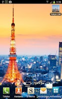 Screenshot of Tokyo Skyline Night & Day Pro
