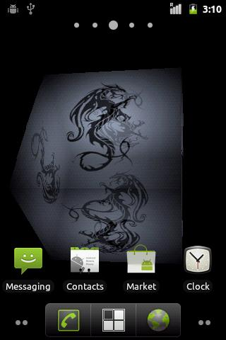 black-dragon for android screenshot