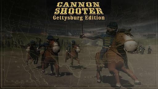 Gettysburg Cannon Battle USA - screenshot