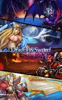 Screenshot of Dragon & Sword