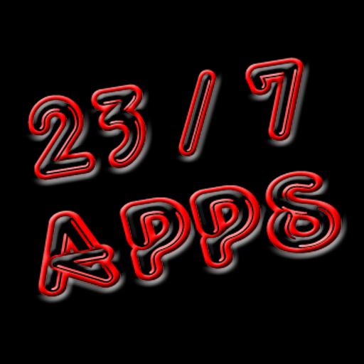 23/7 Apps LOGO-APP點子